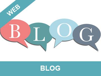 Få din egen personlige blog hos wolfdesign