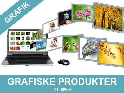 Grafiske produkter til web - Få dem lavet hos Wolfdesign