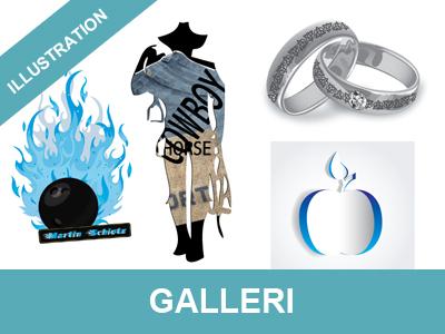 Galleri for illustrationer