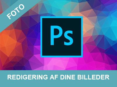 redigering af dine billeder til hjemmesiden eller webshoppen