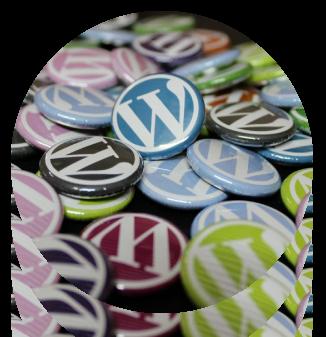 wordpress cms system få lavet en hjemmeside hos Wolfdesign