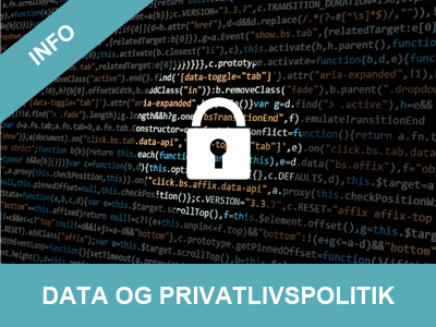 Privatlivspolitik fra Wolfdesign - Jeg passer på dine dataer