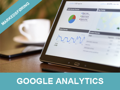 Google analytics kurser og undervisning fra Wolfdesign