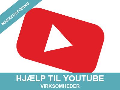 Hjælp til youtube for virksomheder fra Wolfdesign