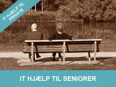 It hjælp for seniorer - få den hjælp du har brug for