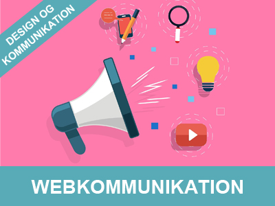 webkommunikation - undervisning go kurser fra wolfdesign