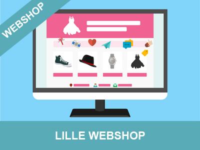 lille webshop - Få din webshop lavet hos Wolfdesign