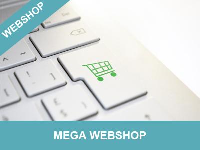 Mega webshop - Få din webshop lavet hos Wolfdesign