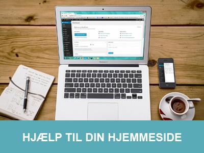 Hjælp til din hjemmeside wordpress fra Wolfdesign