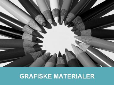 grafiske materialer - få det lavet hos Wolfdesign