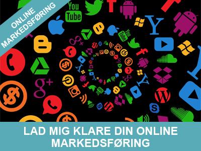 lad mig klare din online markedsføring og få mere tid - wolfdesign