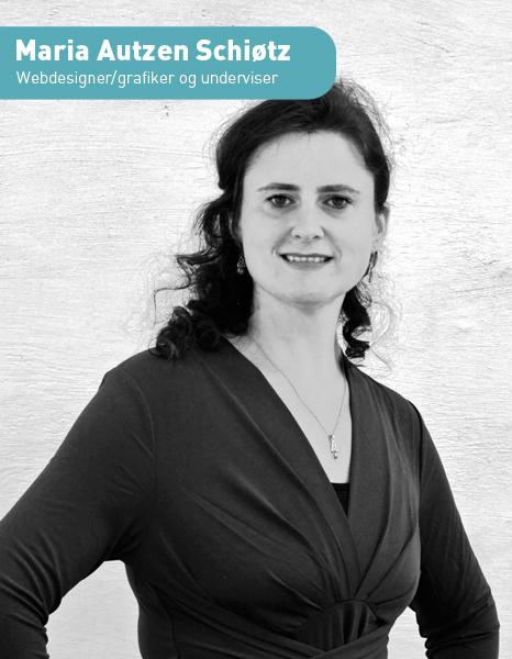 Maria Autzen Schiøtz ejer af wolfdesign webdesigner og grafiker